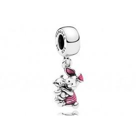 Pandora Disney Bedel zilver Knorretje 792134EN117