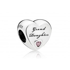 Pandora Bedel zilver Kleindochter 796261PCZ