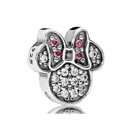 Pandora Disney Petite Element zilver Minnie 796346CZ
