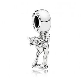 Pandora Disney Hangbedel zilver Bambi 796462