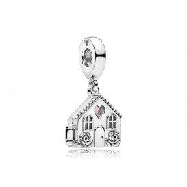 Pandora Hangbedel zilver Perfect Home 797056EN160