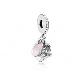 Pandora Hangbedel zilver Enchanted Teacup 797064EN160