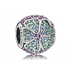 Pandora Bedel zilver Glorious Blooms 797067NRPMX