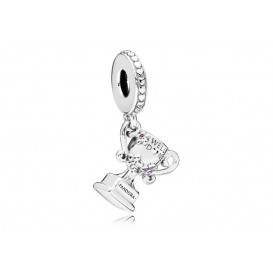 Pandora Hangbedel zilver Achievement Trophy 797257NPR