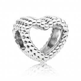 Pandora 797516 Bedel zilver Beaded Heart