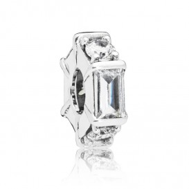 Pandora 797529CZ Spacer bedel zilver Ice Sculpture