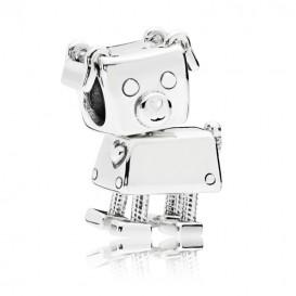 Pandora bedel 797551EN12 zilver Bobby Bot