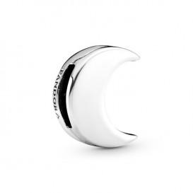 Pandora Reflexions 797552 Bedel/Clip zilver Half Moon