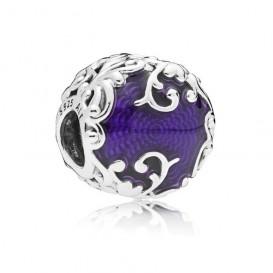 Pandora 797607EN13 bedel zilver Regal Pattern