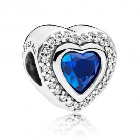 Pandora 797608NANB Bedel zilver Sparkling Love