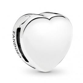 Pandora Reflexions 797620 Bedel/Clip zilver Heart