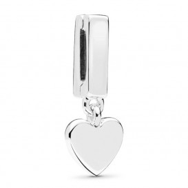 Pandora Reflexions 797643 Bedel/Clip zilver Floating Heart