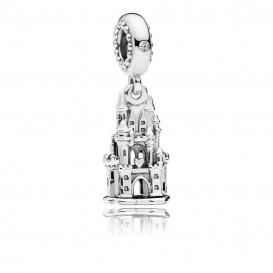 Pandora Hangbedel 797651CZ zilver Regal Castle