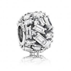 Pandora 797746CZ Bedel zilver Chisseled Elegance