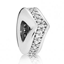 Pandora 797808CZ bedel zilver Stylish Wish