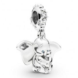 Pandora 797849CZ Hangbedel zilver Disney Dumbo