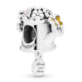 Pandora 797873ENMX Bedel zilver Blooming Watering Can