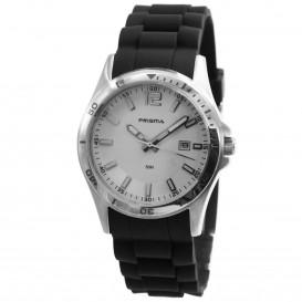 Prisma horloge 33B621011 Heren Sport Staal kunststof P.2620 Herenhorloge 1