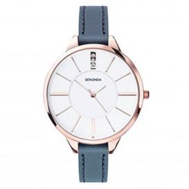 Sekonda Horloge 2246 Dames SEK.2246 Dameshorloge 1