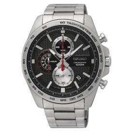 Seiko Herenhorloge Chronograaf Tachymeter SSB255P1