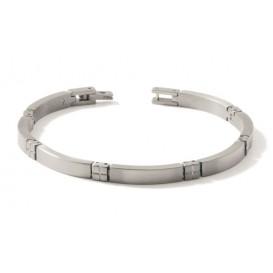 Boccia 0329-01 Armband Titanium 20 cm