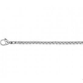 TFT Collier Staal Venetiaans 2,5 mm lang en 42 cm lang