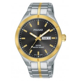 Pulsar herenhorloge Quartz Analoog 41 mm PJ6100X1