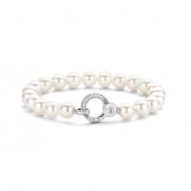 Ti Sento - Milano 2865PW zilveren armband