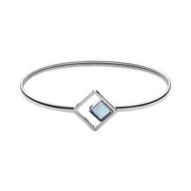 Skagen SKJ1182040 Armband Agnethe staal zilverkleurig