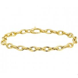 Armband Goud 5,0 mm 19 cm