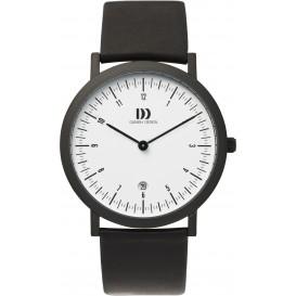 Danish Design Watch Iq18q820 Titanium Sapphire. Horloge