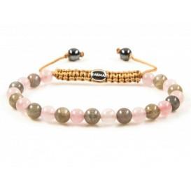 Karma Shamballa armband Spiral Daisy XS 82316