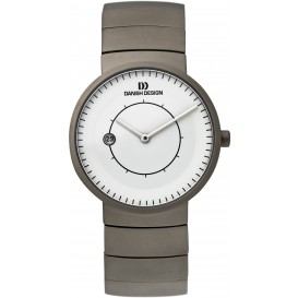 Danish Design Watch Iq62q830 Titanium Sapphire By Lars Pedersen. Horloge