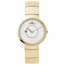 Danish Design Watch Iv05q830 Titanium Sapphire By Lars Pedersen. Horloge