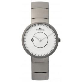 Danish Design Watch Iv62q830 Titanium Sapphire By Lars Pedersen. Horloge