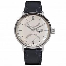 Elysee Sithon 13270 Heren Horloge 2 Wereldzones EL.13270 Herenhorloge 1