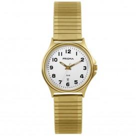 Prisma Horloge P.1691.61VE Dames Edelstaal 5 ATM P.1691.61VE Dameshorloge 1