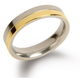 Boccia 0129-02 ring Maat 57 is 18mm