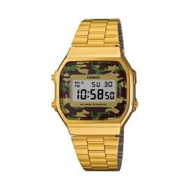Casio horloge goudkleurig A168WEGC-3EF