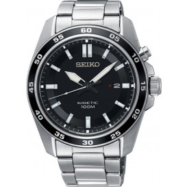 Seiko  herenhorloge Kinetic 42,6 mm SKA785P1