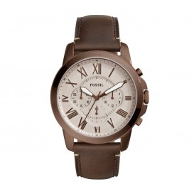 Fossil FS5344 Grant Heren horloge