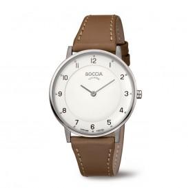 Boccia 3259-01 Dames horloge