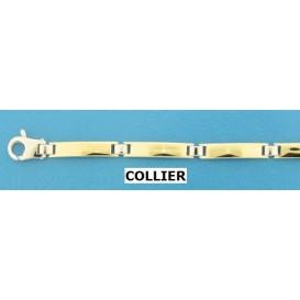 TFT Collier Bicolor Goud 4,0 mm 45 cm