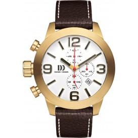 Danish Design Watch Iq15q916 Stainless Steel. Horloge