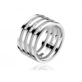Zinzi by Mart Visser MVR1Z Ring zilver met zirconia