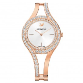 Swarovski 5377576 Dameshorloge Eternal rosekleurig 30 mm