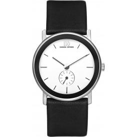 Danish Design Watch Iv12q925 Stainless Steel Sapphire Flat Movement. Horloge