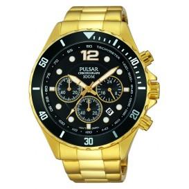Pulsar PT3720X1 Chronograaf horloge 45 mm