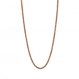 Mi Moneda NEC-03-DES-80 Destello Rose collier