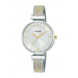 Pulsar dameshorloge Quartz Analoog 30 mm PH8469X1